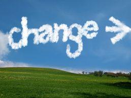 Die Welt ist im Wandel